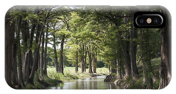 Medina River IPhone Case