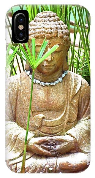 Meditation IPhone Case