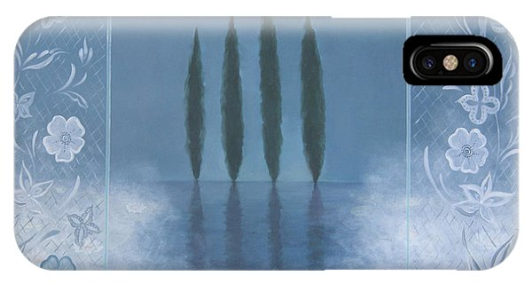 Meditation IPhone Case