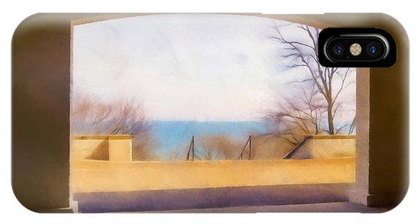 Lake Michigan iPhone Case - Mediterranean Dreams by Scott Norris