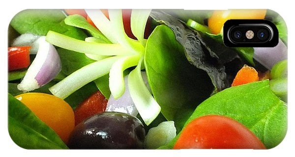Mediterranean Salad IPhone Case