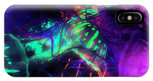 Colourful iPhone Case - Medusarizing by Jorgo Photography - Wall Art Gallery