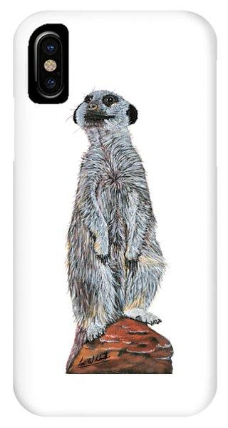 iPhone Case - Meer Curiosity Custom by Lee Wolf Winter