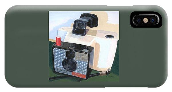 Meet The Swinger IPhone Case