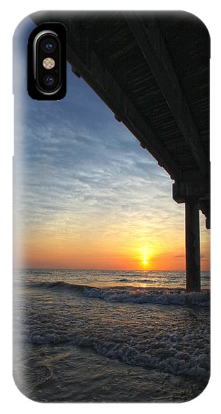 Meeting The Dawn IPhone Case