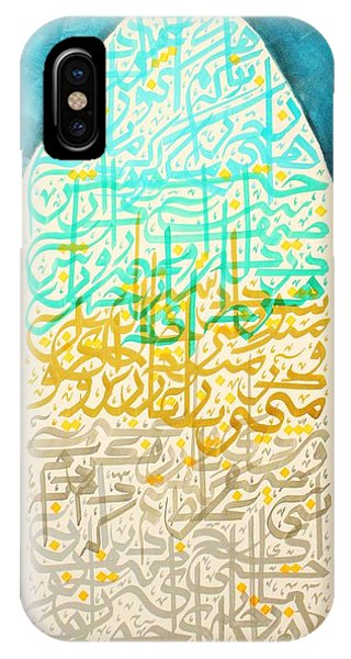 Mehmankhana Guesthouse IPhone Case