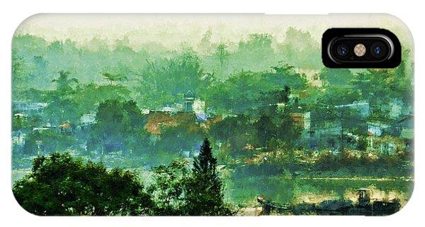 Mekong Morning IPhone Case