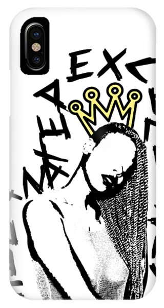 Melanated Excellence II IPhone Case