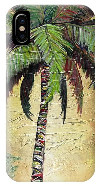 Mellow Palm I IPhone Case