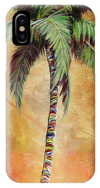 Mellow Palm II IPhone Case