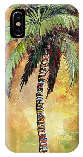 Mellow Palm IIi IPhone Case