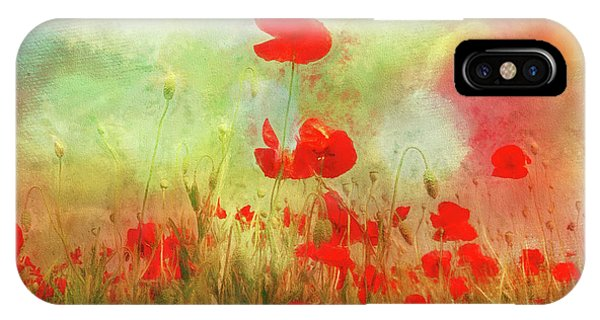 Melody Of Summer IPhone Case