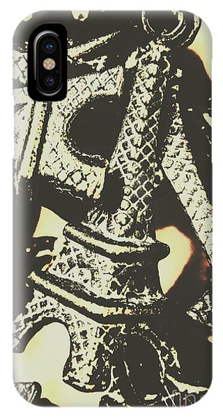 Ornamental iPhone Case - Mementos Of Paris France by Jorgo Photography - Wall Art Gallery