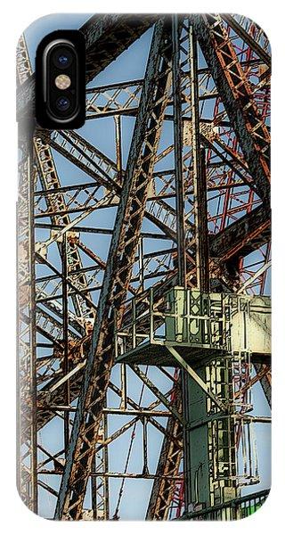 Memorial Bridge IPhone Case