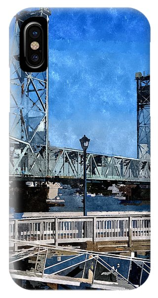 Memorial Bridge Mbwc IPhone Case