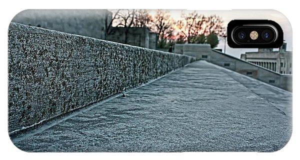 Memorial Steps IPhone Case