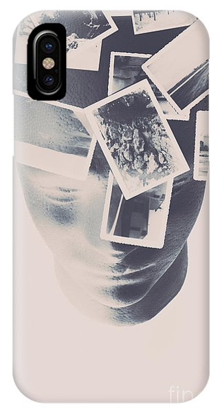 Connections iPhone Case - Memories Beyond The Mind by Jorgo Photography - Wall Art Gallery