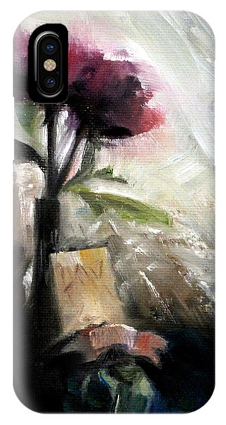 Memories In The Making Timeless Still Life Painting IPhone Case