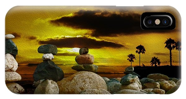 Memories In The Twilight IPhone Case