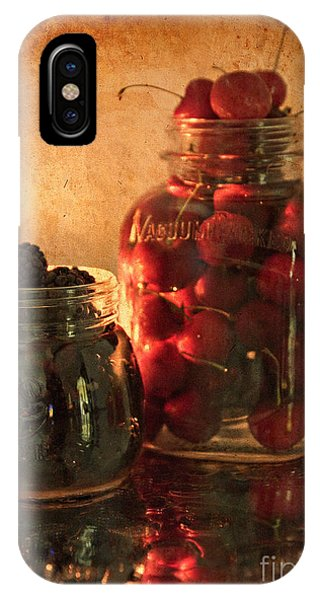 Memories Of Jams, Preserves And Jellies  IPhone Case