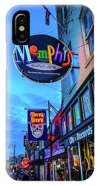 Memphis Soul IPhone Case