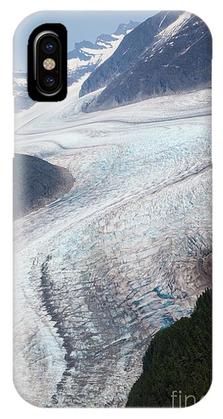 Mendenhal Glacier IPhone Case