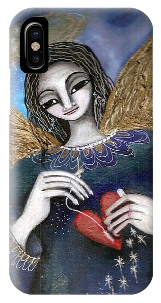 Mender Of Hearts Angel IPhone Case