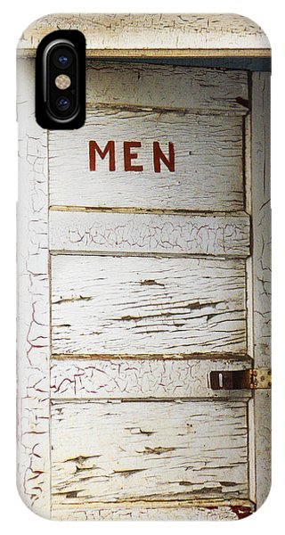 Men's Room IPhone Case