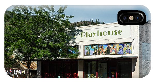 Merc Playhouse In Twisp IPhone Case