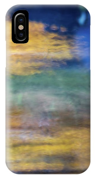 Water iPhone Case - Merced River Reflections 12 by Larry Marshall
