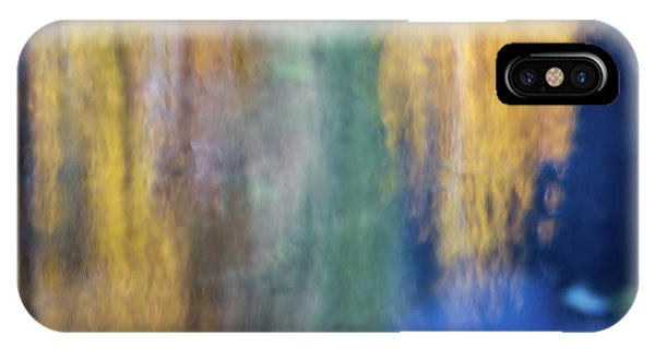 Merced River Reflections 17 IPhone Case