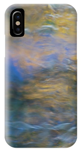 Merced River Reflections 18 IPhone Case