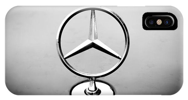 Mercedes Benz Logo IPhone Case