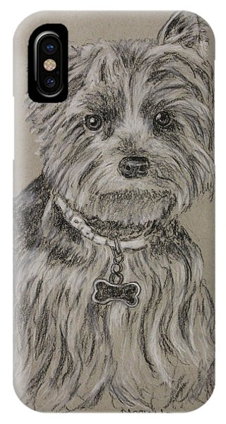 Mercedes The Shih Tzu IPhone Case