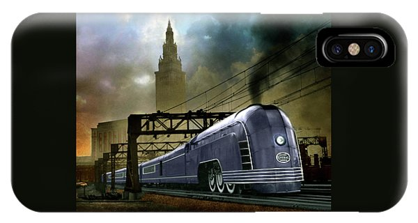 Mercury Train IPhone Case