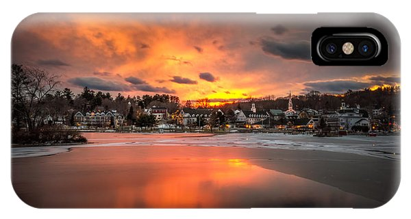 Meredith Sunset IPhone Case