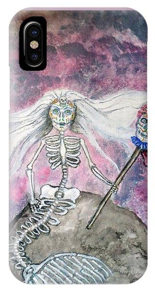 Meridol Queen Of The Undead Mermaids IPhone Case