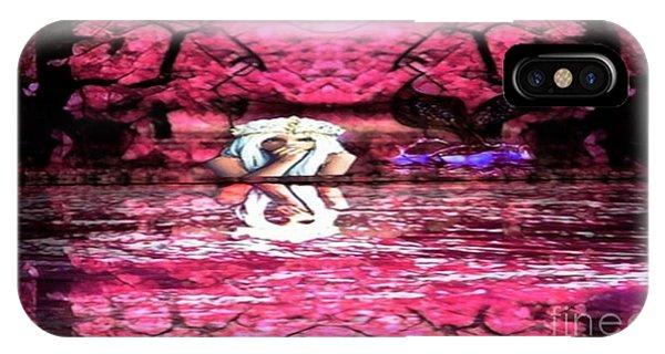 Mermaid Astrid IPhone Case
