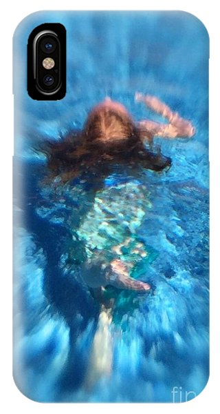 Mermaid Caroline IPhone Case