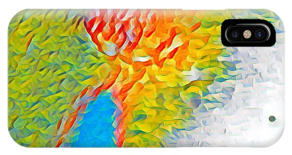 iPhone Case - Mermaid Dives In by Gina Callaghan