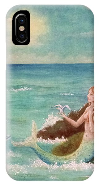 Mermaid Dreams IPhone Case