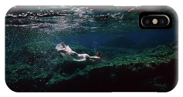 Mermaid Route IPhone Case