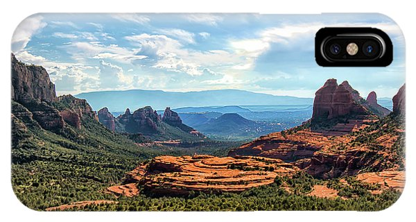 Merry Go Round Arch, Sedona, Arizona IPhone Case