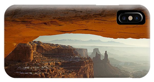 Mesa And Washer Woman Arches IPhone Case