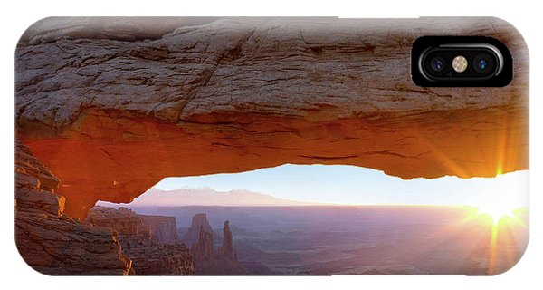 Mesa Arch, Canyonlands, Utah IPhone Case