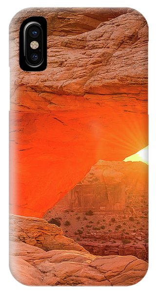 Mesa Rising Left IPhone Case
