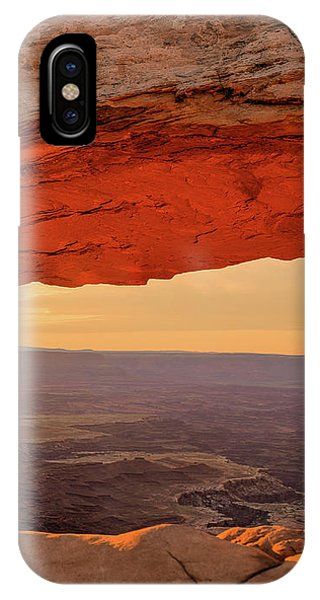 Mesa Rising Right IPhone Case