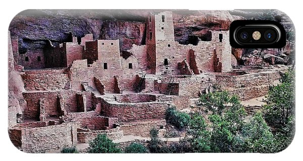 Mesa Verde IPhone Case