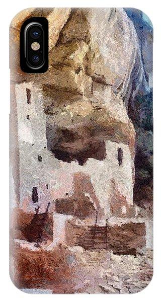 Mesa Verde IPhone Case