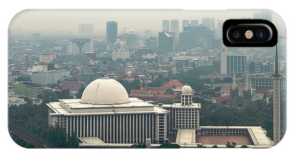 iPhone Case - Mesjid Istiqlal by Steven Richman